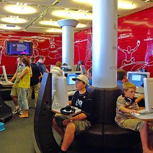 Интернет-кафе Восточного