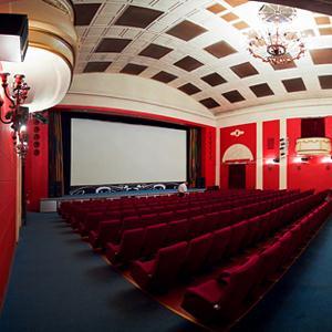 Кинотеатры Восточного