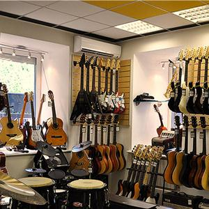 Музыкальные магазины Восточного