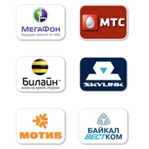 Операторы сотовой связи Восточного