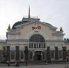 Железнодорожные вокзалы в Восточном
