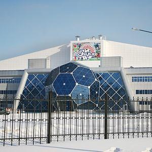 Спортивные комплексы Восточного