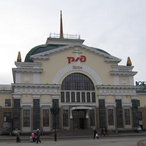 Железнодорожные вокзалы Восточного